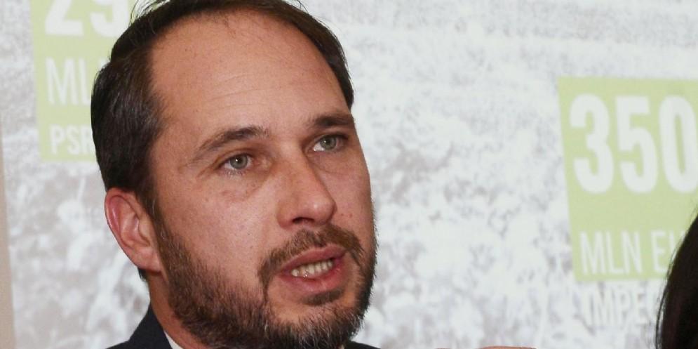 Cristiano Shaurli contro il governo giallorosso