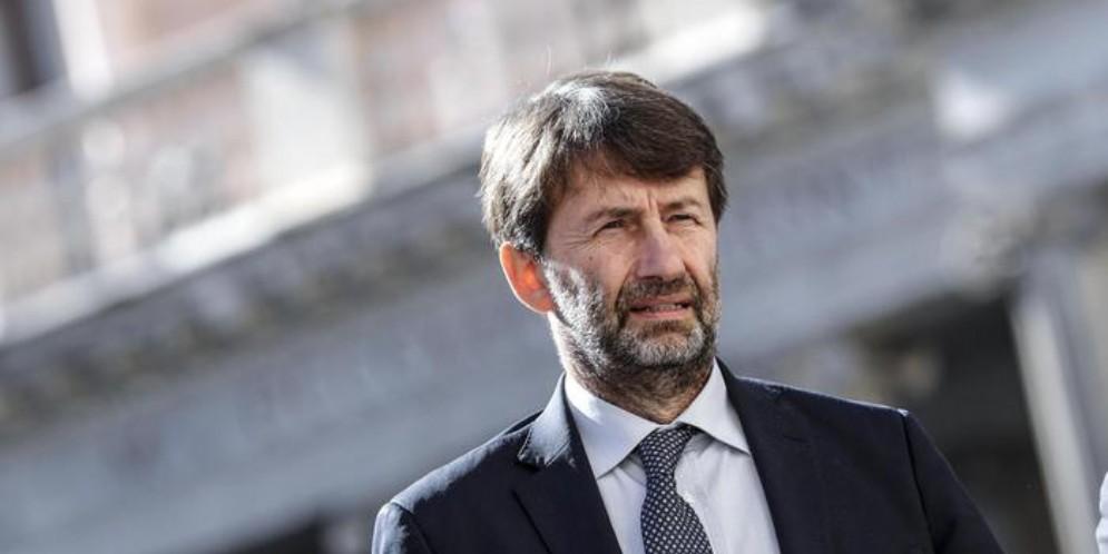 Dario Franceschini, capo-delegazione PD nel Governo Conte