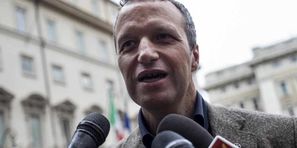 L'ex Sindaco di Verona, Flavio Tosi