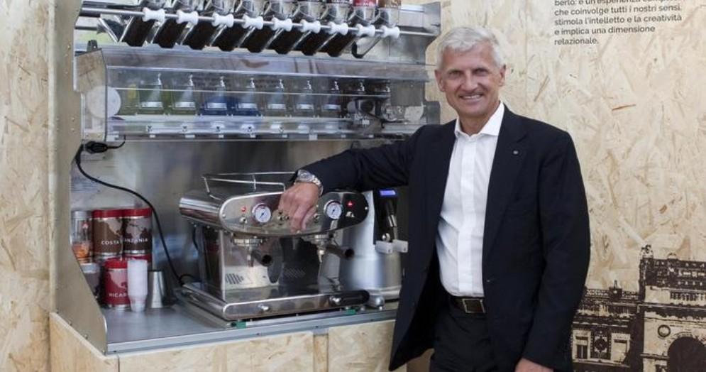 Andrea Illy, Presidente della Illycaffè
