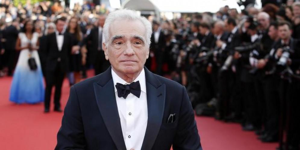 Il regista italo-americano, Martin Scorsese