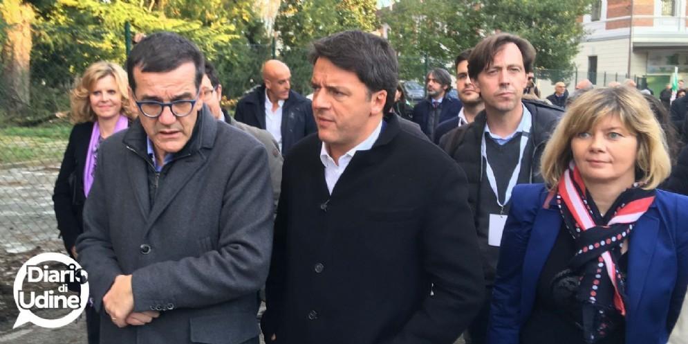 Renzi a Udine