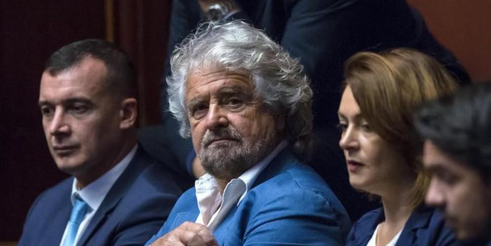 Beppe Grillo, fondatore del MoVimento 5 Stelle