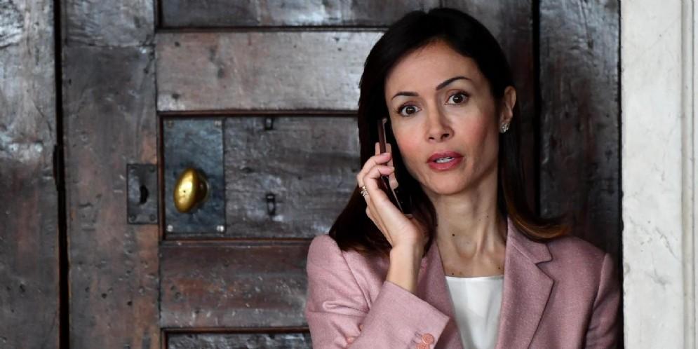 Mara Carfagna, Deputata di Forza Italia