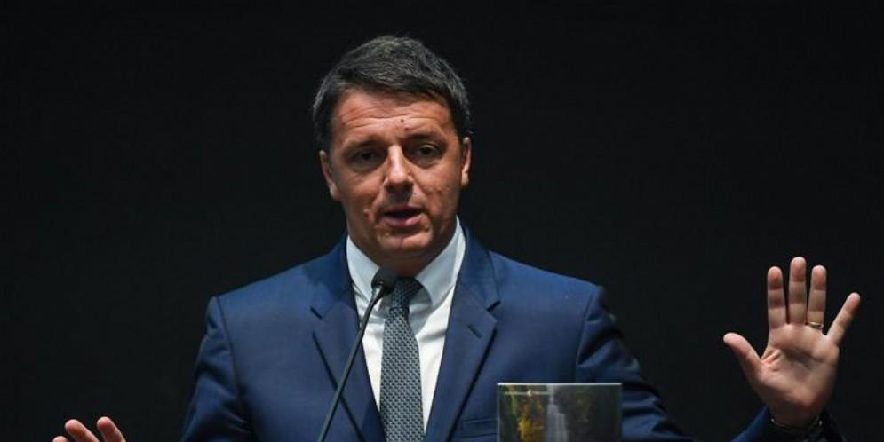 Il fondatore di Italia Viva, Matteo Renzi