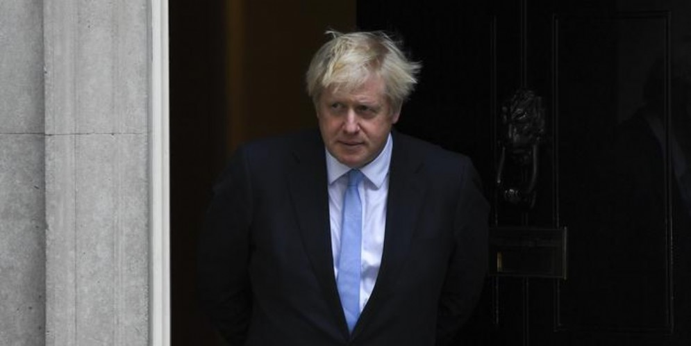 Il Premier britannico, Boris Johnson