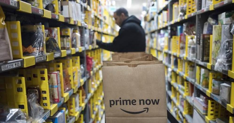 Stabilimento Amazon