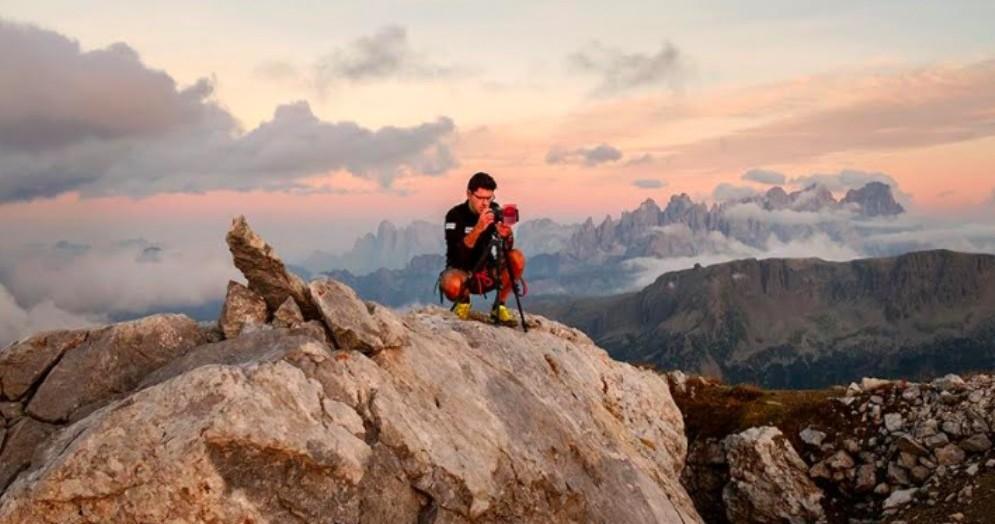 Imparare a fotografare la natura, in montagna e nelle grotte