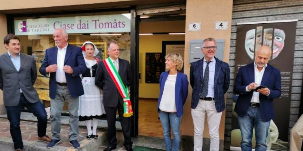 Pronta «La Cjase dai Tomats» nuova sede per i mascherai di Tarcento