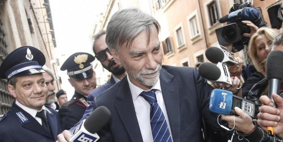 Il capogruppo PD alla Camera, Graziano Delrio