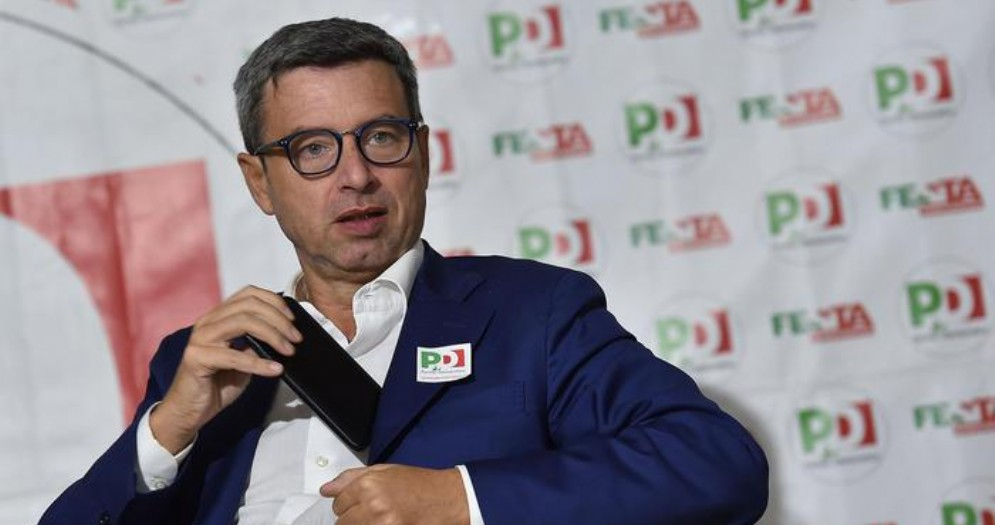 Andrea Orlando, vicesegretario del Partito Democratico