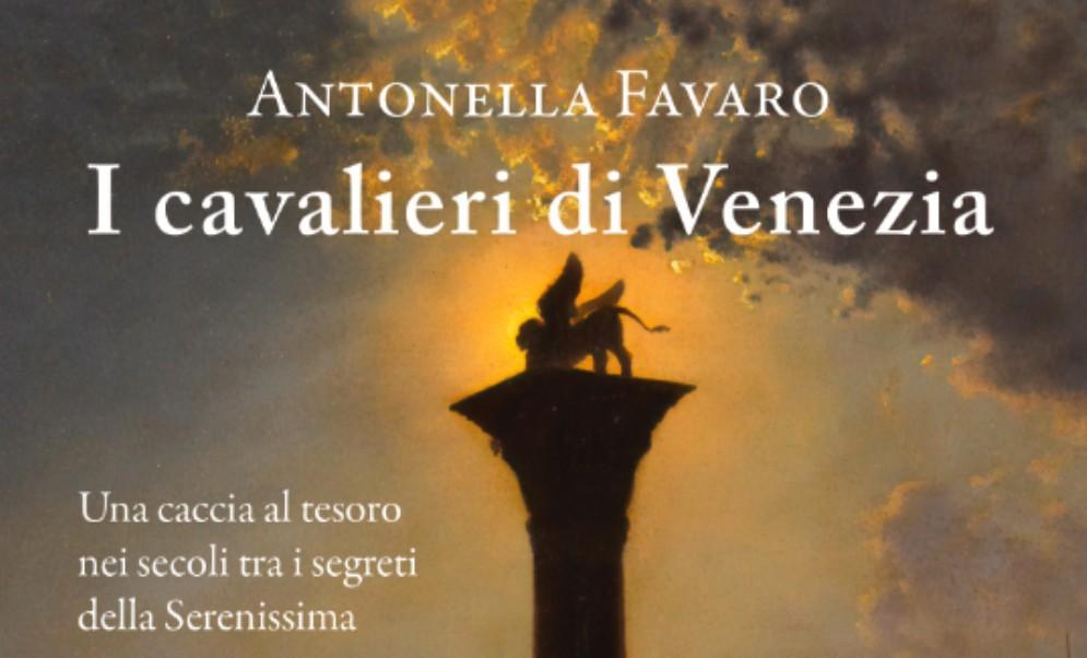 Si presenta il romanzo giallo 'I cavalieri di Venezia' dell'udinese Favaro
