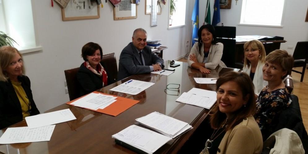 Il Sindaco Anna Maria Cisint incontra i nuovi dirigenti scolastici