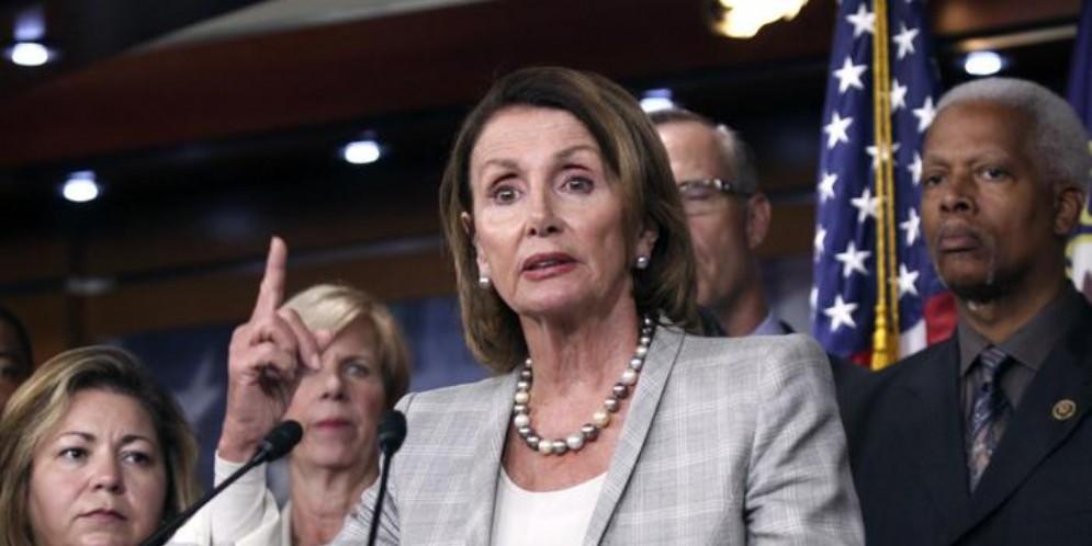 Nancy Pelosi, speaker della Camera