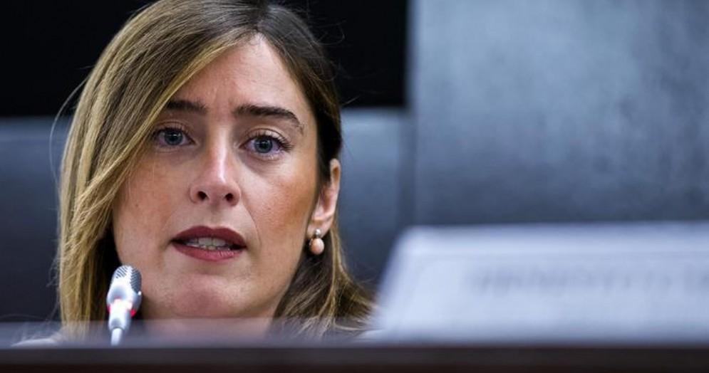 Maria Elena Boschi, capogruppo alla Camera di Italia Viva