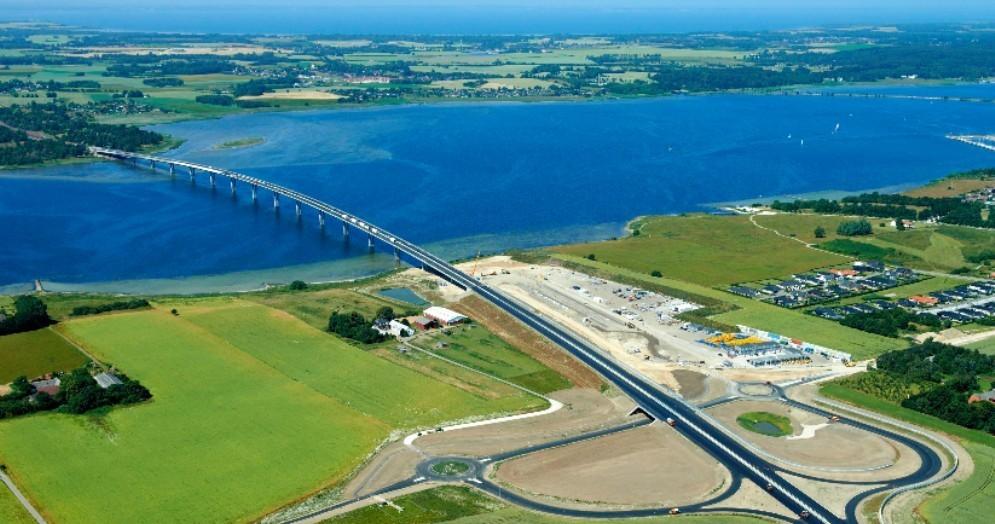 Daninarca, ponte da 133 milioni di euro realizzato da Rizzani De Eccher