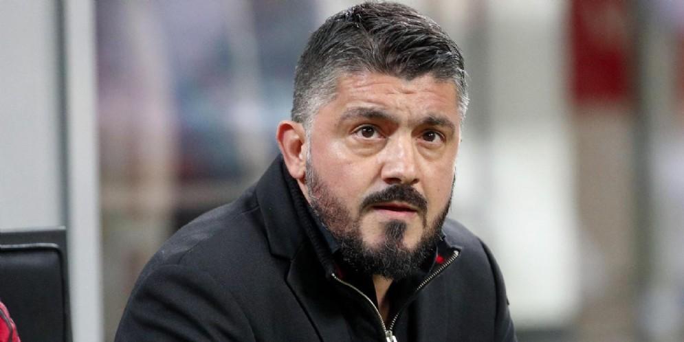 Gennaro Gattuso ha allenato il Milan per un anno e mezzo, da novembre 2017 a maggio 2019