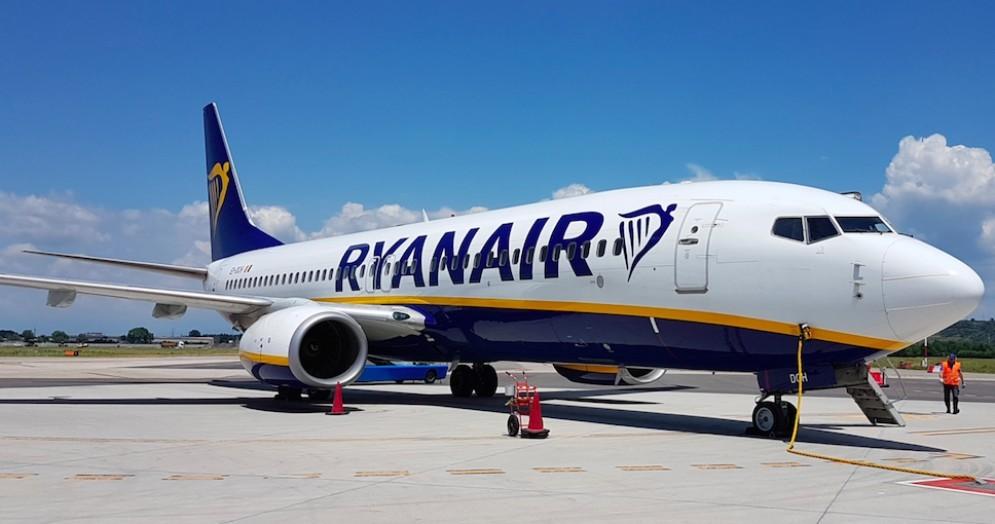 Aeromobile Ryanair