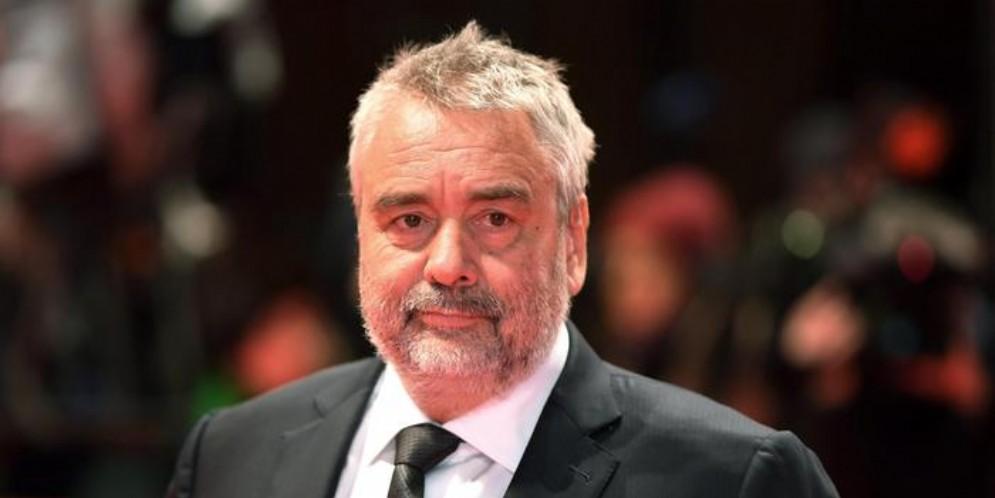 Il regista francese, Luc Besson