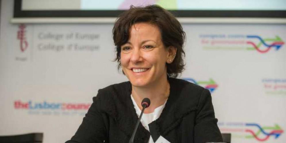 Il Ministro per l'Innovazione, Paola Pisano