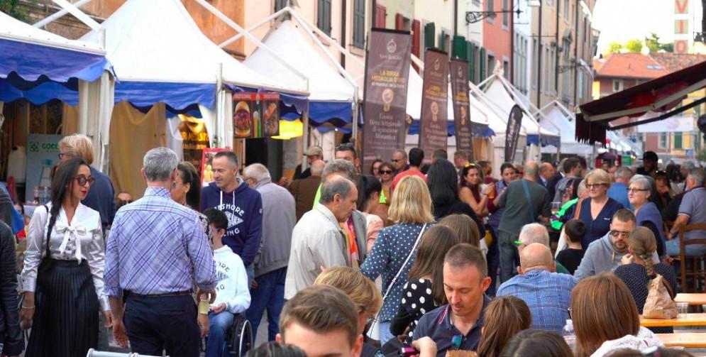 Ad Udine ritorna la Festa delle castagne