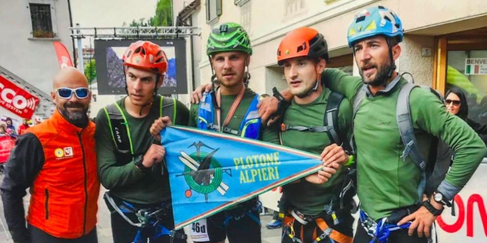 Dolomiti Rescue Race: 4° posto dell' 8° Reggimento alpini
