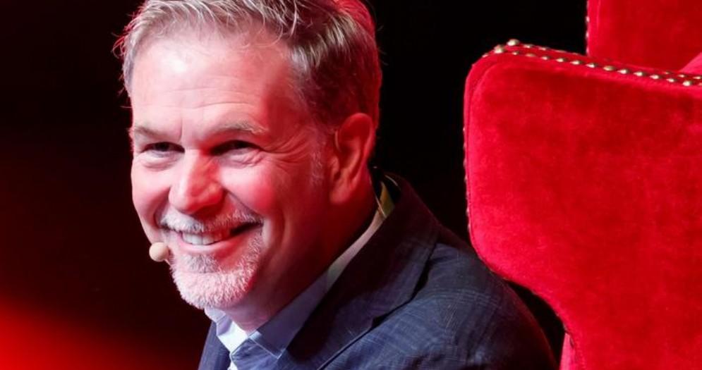 Reed Hastings, numero uno di Netflix
