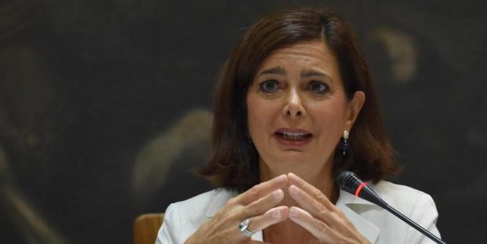 Laura Boldrini, ex Presidente della Camera