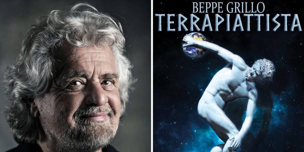 Beppe Grillo torna in città con lo spettacolo «Terrapiattista»