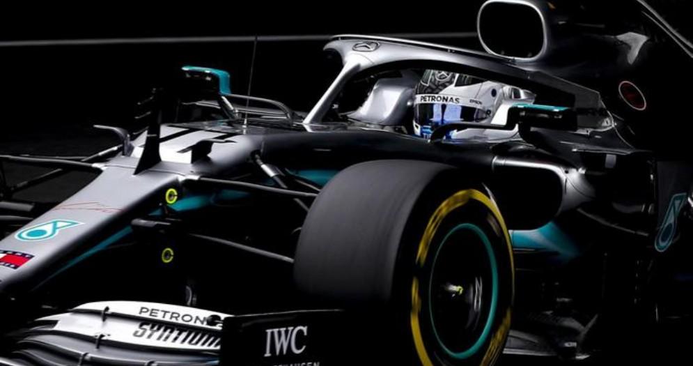 Valtteri Bottas su Mercedes
