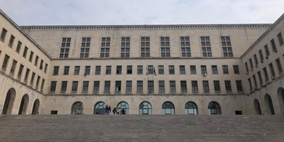 L'Università di Trieste