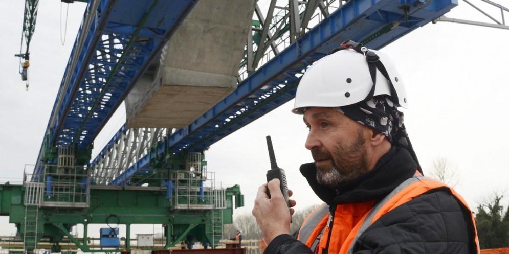 Terza corsia, meno incidenti sul lavoro nei cantieri grazie alla prevenzione