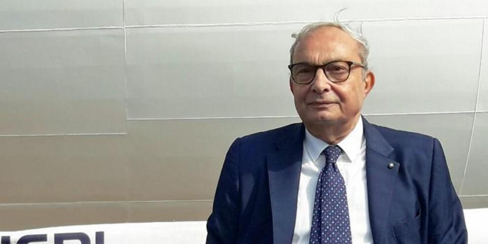 L'amministratore delegato di Fincantieri, Giuseppe Bono