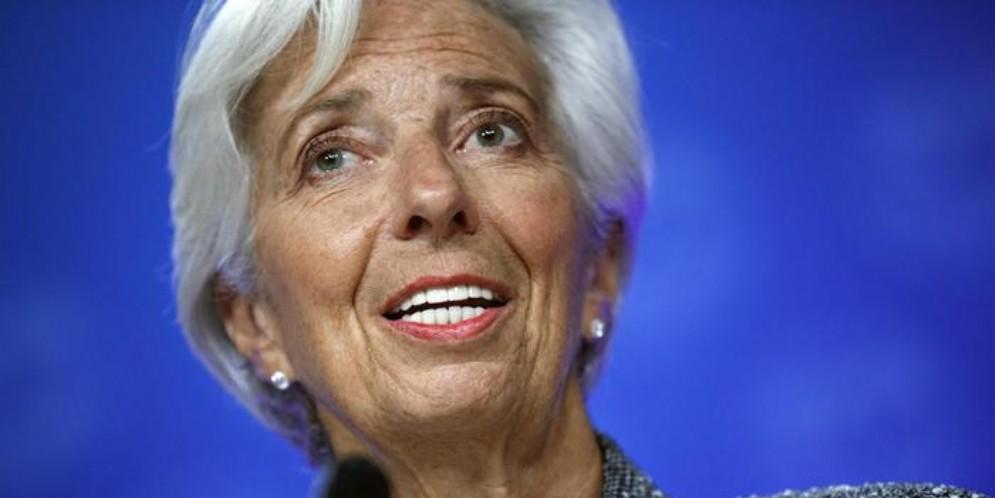 Christine Lagarde, nominato Presidente della BCE