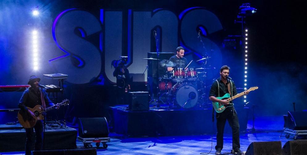 Dall'hard rock al jazz: Suns Europe è pronto a stupire ancora