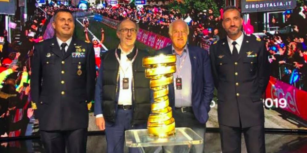 Giro d'Italia 2020: due le tappe in Fvg. Una partirà dalla base delle Frecce Tricolori