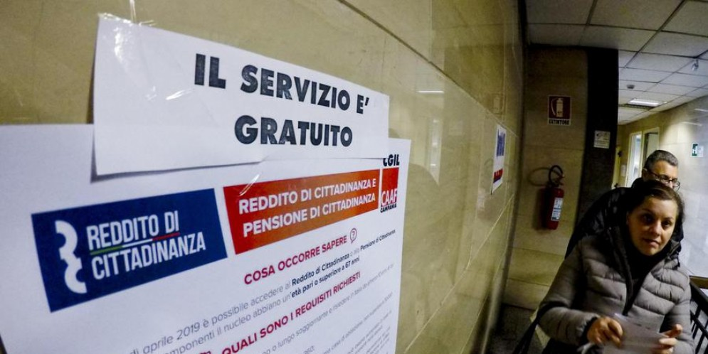 Reddito cittadinanza, l'allarme della Cna: «Non incoraggia la ricerca di un lavoro»