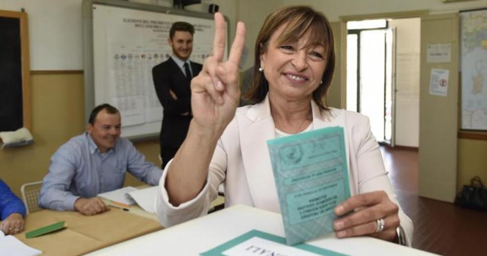 Dontatella Tesei, nuovo Presidente della Regione Umbria