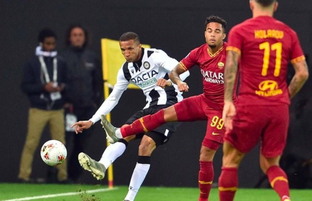 Altra sconfitta per l'Udinese: al Friuli passa la Roma