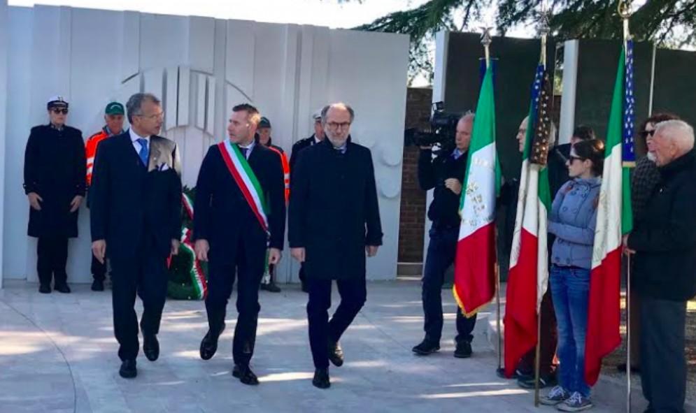 Vittime di Gonars: per Riccardi Fvg porta di dialogo tra Oriente e Occidente