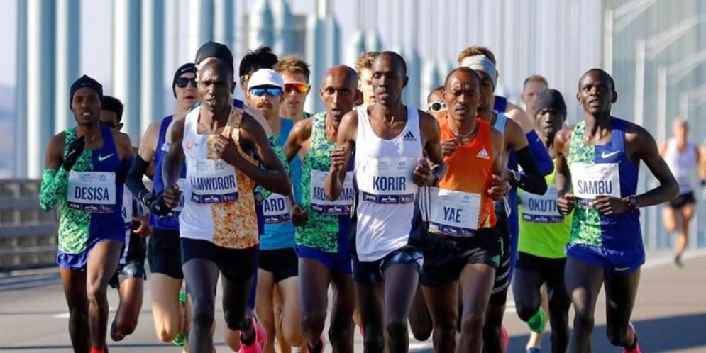 Kenya pigliatutto alla Maratona di New York