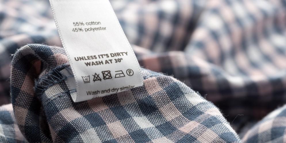 Etichette capi di abbigliamento