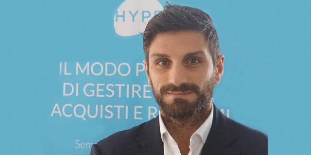 Antonio Valitutti, general manager di Hype