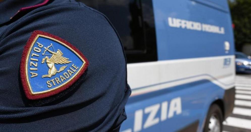 Uomini e mezzi della Polizia di Stato