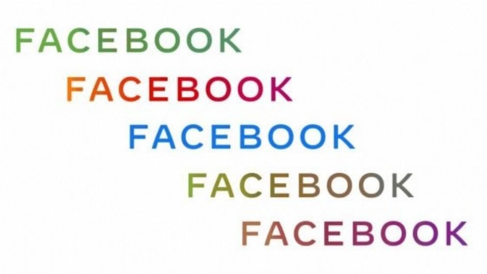 Facebook introduce un nuovo brand: via il blu per far spazio ai colori
