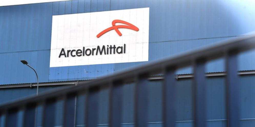 Il logo di ArcelorMittal