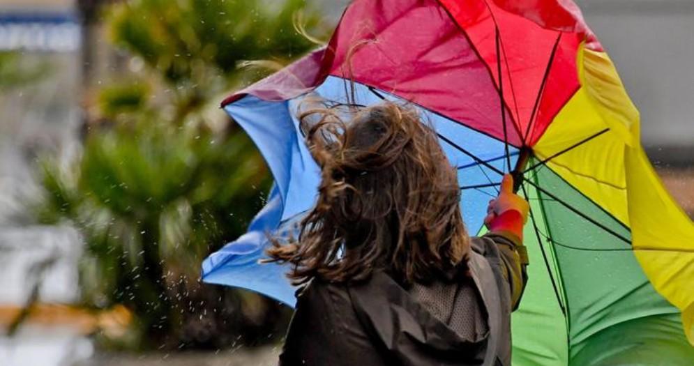 Maltempo: allerta gialla per piogge intense