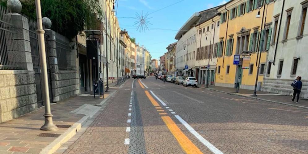 Opere pubbliche: finalmente riapre via Aquileia