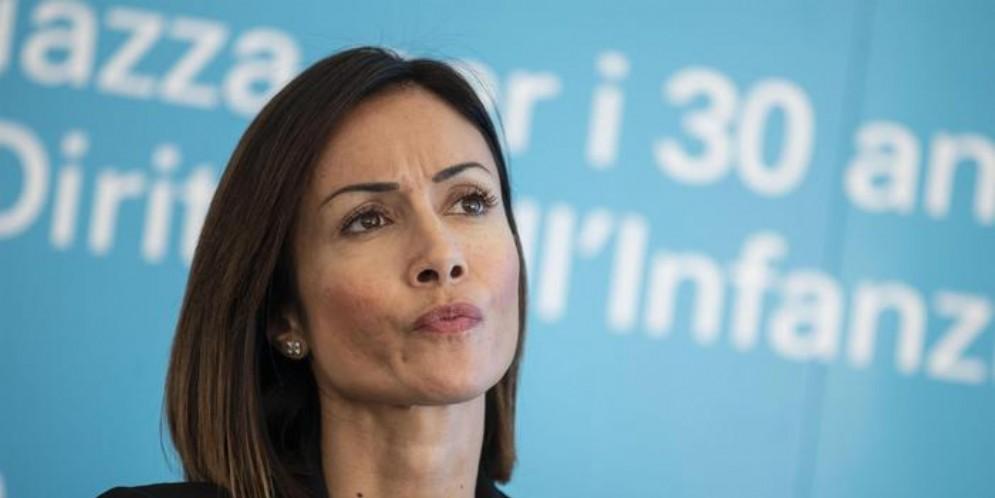 Mara Carfagna, vicepresidente della Camera