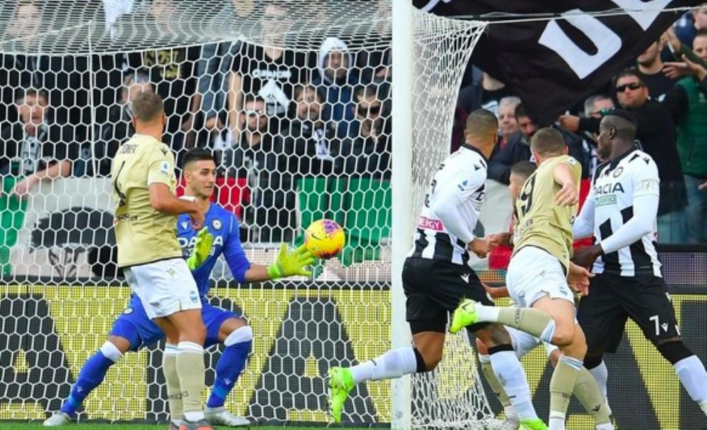 Udinese e Spal termina a reti inviolate. Musso salva i bianconeri